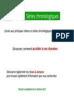 chronologic series