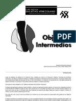 Objetivos Intermedios Malla