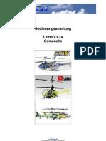Esky Betriebs Manual