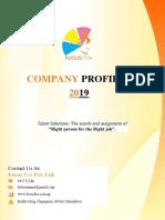 Company Profile 2019