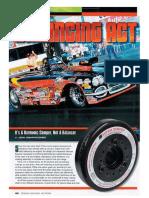 Balancing Act--Drag Racing Action