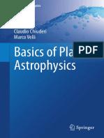 (UNITEXT for Physics) Claudio Chiuderi, Marco Velli (auth.)-Basics of Plasma Astrophysics-Springer-Verlag Mailand (2015).pdf