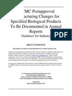 FDA Changes Biopharma Annual Report