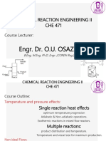 Chemical Reaction Engineering Ii_che471