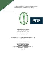Trabajo de Salinidad - Dpto Del CESAR.