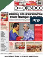 El Correo del Orinoco-431 Miércoles 10 de noviembre 2010