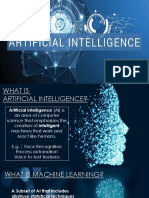 Artificial Intelligence in 2019  presentation by Chandravadan Raut
