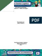 Matriz de Riesgo