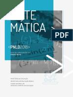 PNLD 2018 Medio Guia Matematica