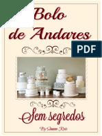 eBook Bolo de Andares Da Si