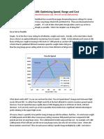 Phenom100 Optimizing Speed Range Cost