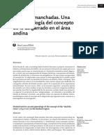 Ana L. Elbirt - Historias manchadas. Una antigenealogía del concepto de lo abigarrado en el área andina