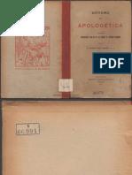Epitome de Apologtica Texto impreso