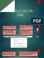 Modelo Miller Orr