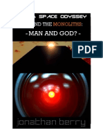 2001 - A Space Odyssey - HAL & the Monoliths