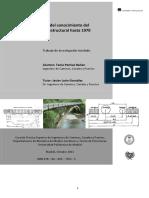 Evolución del conocimiento del hormigón estructural Tania_Pamies_Rahan