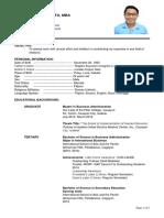 CV Incognito,Brian MBA.docx