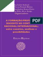 A formação profissional docente no contexto nacional e internacional