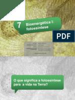 Bioenergética I