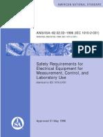 IEC 1010-2-031