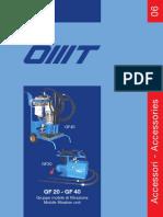 Carro de Filtrado OMT GF20-GF40