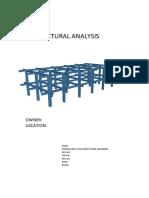 Structural Analysissssss