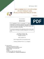 Sa Tree Identification Field Guide