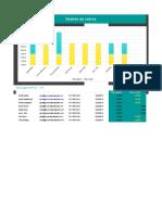 Gestión de Cobros en Excel