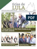 Noticias Cholula del 22 de julio