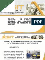 Programa Preventivo Seguridad Vial