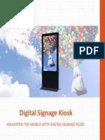 BETVIS Digital Signage Kiosk