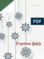 Perpetuum Mobile, decembrie 2018