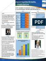 Digital Media Exposure In Young Children With Disabilities, A Population Based Survey