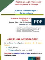 Clase 1 de Investigacion