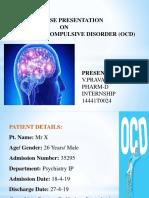 5.Ocd Case Presentation