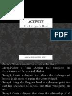 Activity in Gorgons