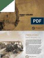 CZ Product Catalogue 2010