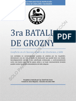 3ra Batalla Grozny