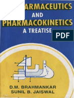 Biopharmaceutics and Pharmacokinetics-A Treatise Brahmankar