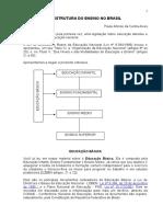 Estrutura Do Ensino Brasileiro TEXTO 3