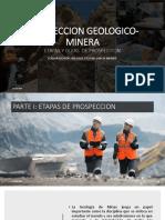 Prospeccion Geologico-minera Mrm
