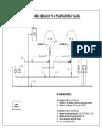Plano de Pi-6 Tk 204 y 181