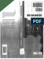 Maquinas Eléctricas, análisis y diseño con Matlab - Jimmy Cathey.pdf
