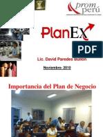 PLANEX-I parte