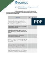 Buenas Prßcticas Para El Anßlisis de Datos en Departamentos de AuditorÝa Interna