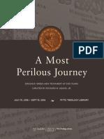 SERMO, VERBUM, ERASMUS, Erasmus' Greek New Testament at 500 Years