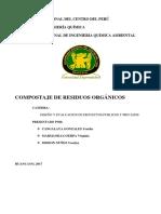 Proyectos de Inversion Compost