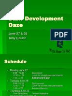 Excel Module Advanced