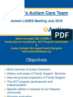Delaware's Autism Care Team