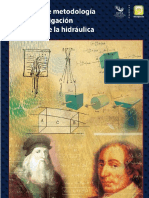 Metodología Investigación - HIDRÁULICA- Aspectos Generales